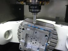 5-axis machining